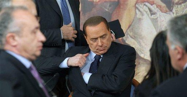 Berlusconi sex trial could end leader's career