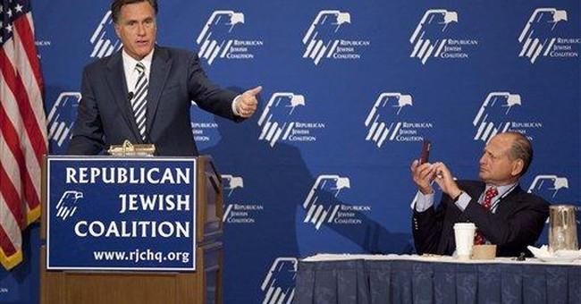 For Romney, 2012 strategy runs through NH, Nevada