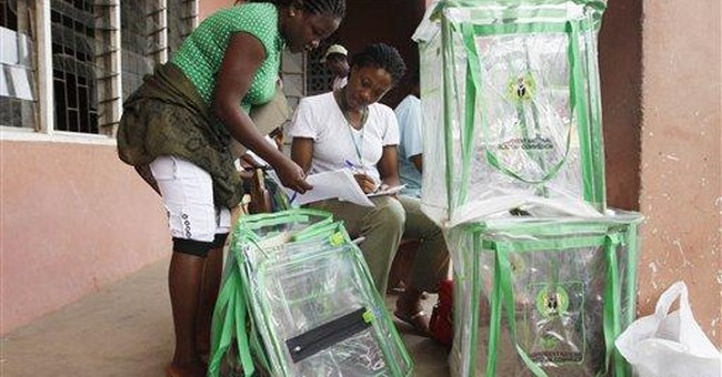 Nigerian election postponed over problems