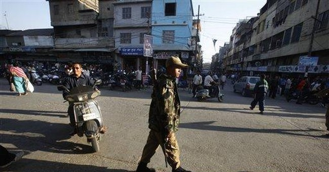As India rises, northeast state wracked by chaos