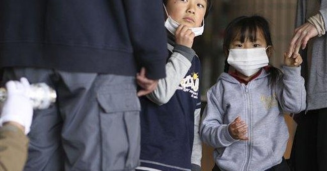 Disasters put stress on children in Japan
