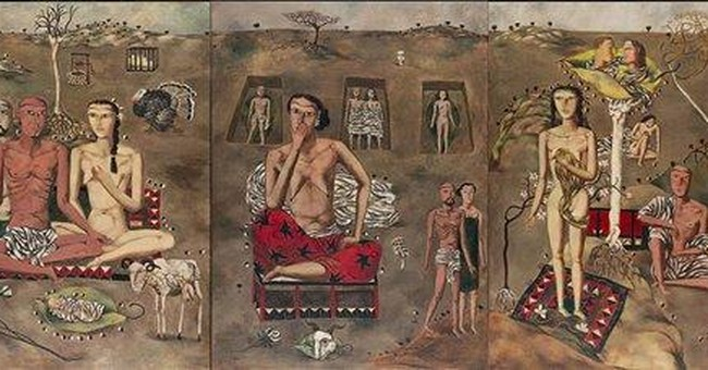 $10M triptych sets Chinese modern art record