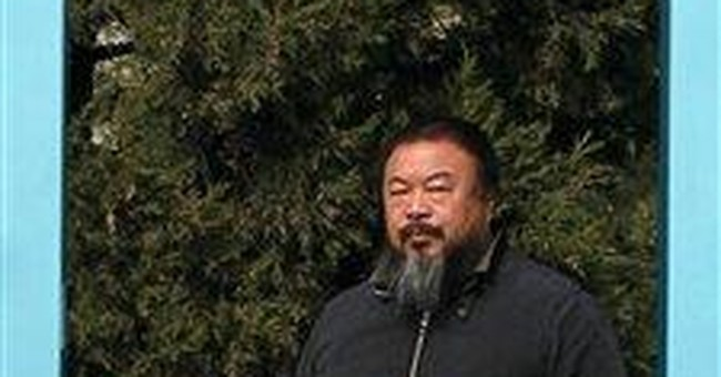 Police question friends of missing Chinese artist