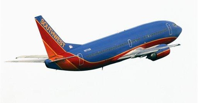 Another Southwest Airlines flight diverted