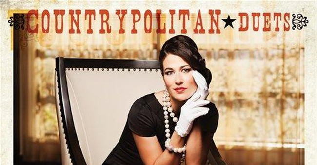 Review: Wilson taps country  stars for jazzy CD