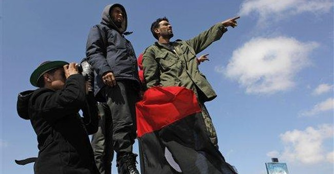 Libyan rebels to resume oil exports through tanker