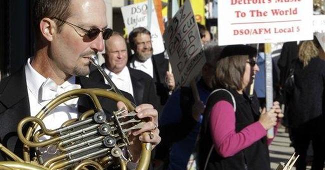 Tentative deal could end Detroit symphony strike