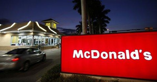 McDonald's wants to fill 50K jobs on hiring day