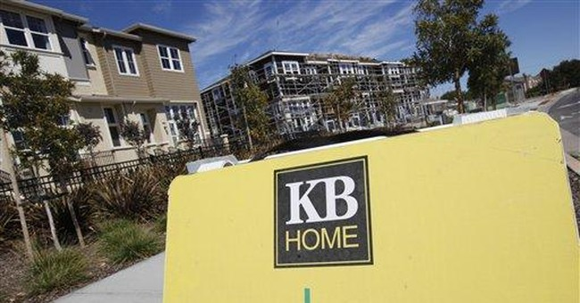 KB Home 1Q loss grows on fewer home deliveries