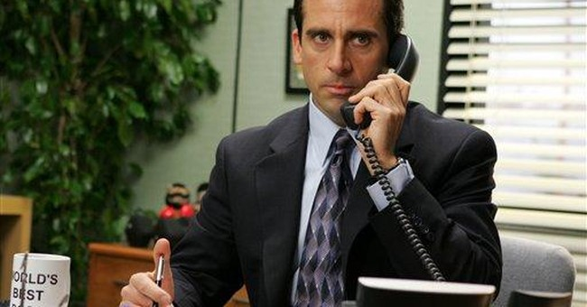 Who will star in 'The Office,' 'Men' next season?