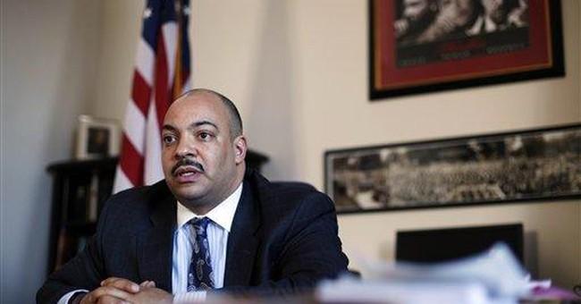 Philadelphia DA emerges from predecessor's shadow