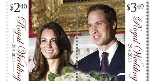Niue's 'innovative' stamp divides William and Kate