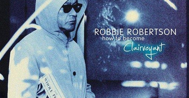 Review: Robertson's return triumphant on new CD