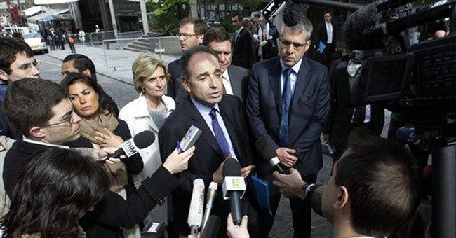France's governing party debates secularism