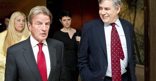 Ex-UK premier: al-Qaida threat from Mideast unrest