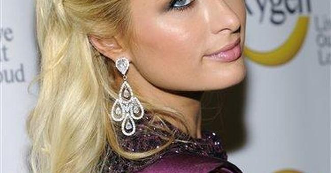 NYC suit: Paris Hilton kept $60K in borrowed gems