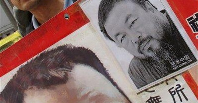 Chinese artist felt detainment coming, wife says