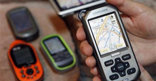 Planned wireless Internet network threatens GPS