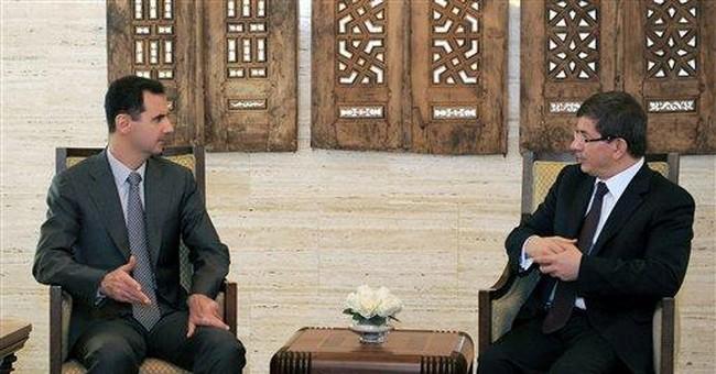 Syria military's loyalty to Assad seen as airtight