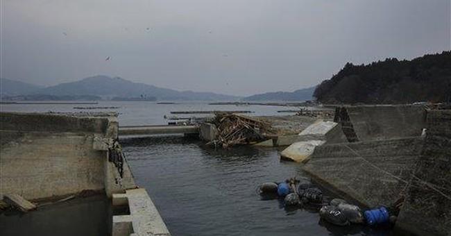 Tsunami-hit towns forgot warnings from ancestors