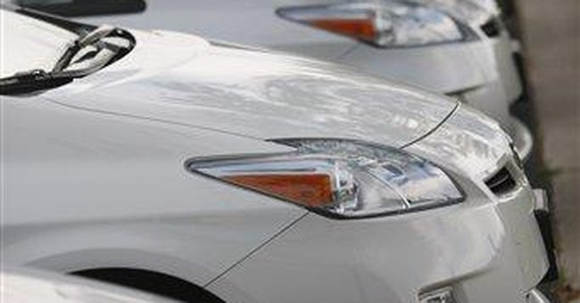 Toyota sells 1 millionth Prius hybrid in US