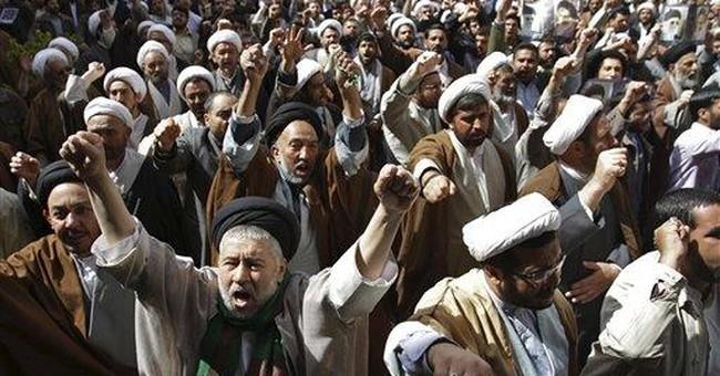 Iran clerics denounce Saudi role in Bahrain
