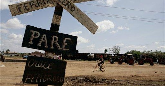 Cuba reports sugar production to be akin to 2010
