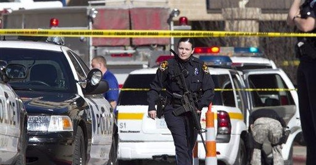 Suspect arrested after shooting at Neb. hospital