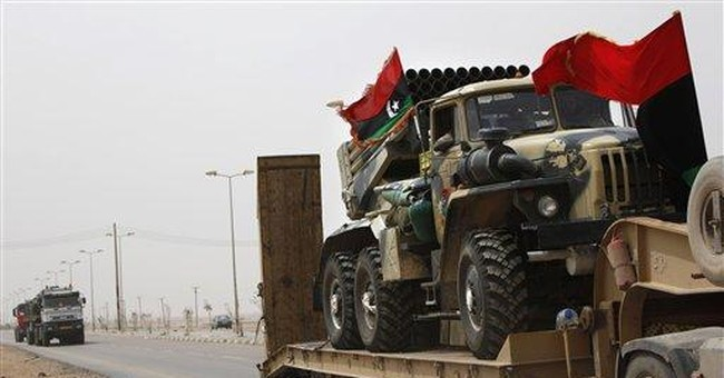 General: US may consider sending troops into Libya