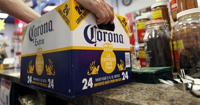 Constellation Brands posts profit for 4Q