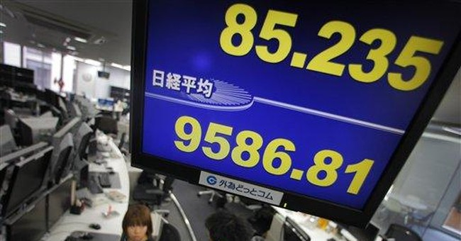 Markets relieved new Japan quake has small impact