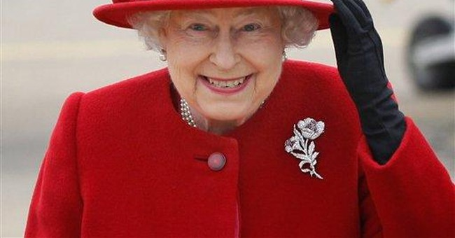 British queen unveils plan for symbolic Irish trip