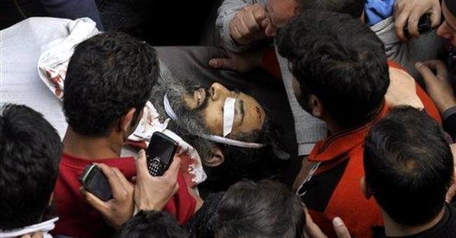 Blast kills religious leader in Indian Kashmir
