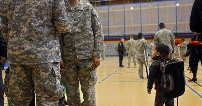 No death benefits for military during shutdown