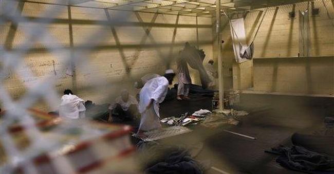 AP Exclusive: Terror suspects held weeks in secret