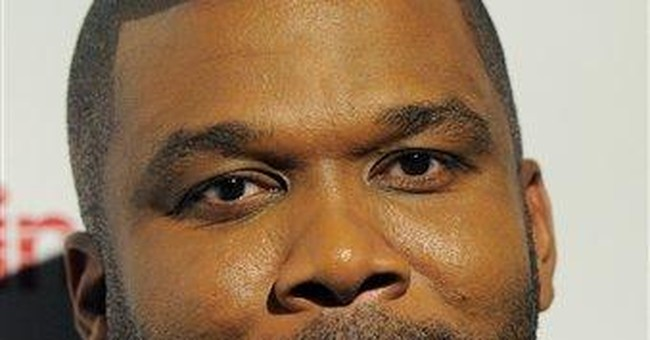 Tyler Perry gives Georgia family a new home