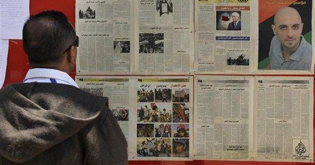 Press freedom in eastern Libya sparks media boom