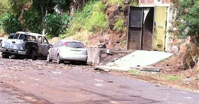 2 dead, 2 feared dead in Hawaii fireworks blast