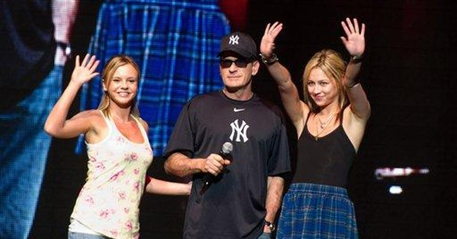 Review: Charlie Sheen disappoints with NYC show