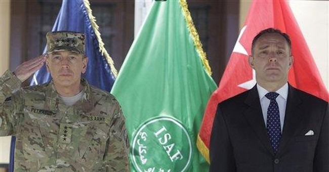 Petraeus says al-Qaida not on rise in Afghanistan