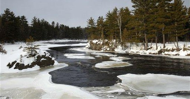Barack Obama Creates New National Monument in Maine's North Woods