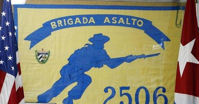 The Untold Story of the Bay of Pigs Freedom Fight—59 Years Ago This Week