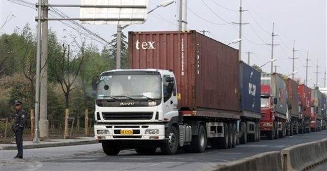 2,500 Truck Drivers Lose Jobs