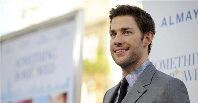 John Krasinski Continues to Be a National Treasure With Some Sports Good News