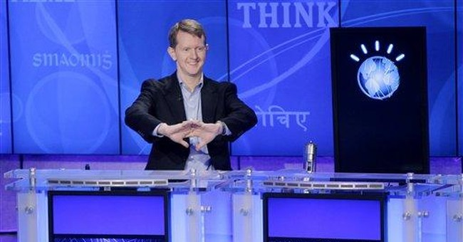 'Genius' Jeopardy Contestant Ken Jennings Mocks Barron Trump After Kathy Griffin Photoshoot