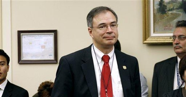 Rep. Andy Harris: 'If You Like the DMV, You'll Love Medicare for All'
