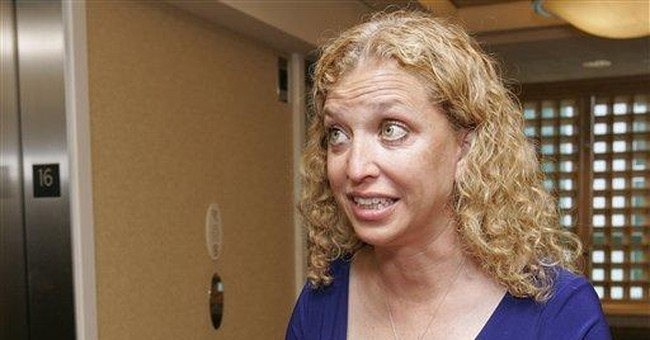 Video: DWS Struggles to Explain Why She Trusts Charlie Crist as a Democrat