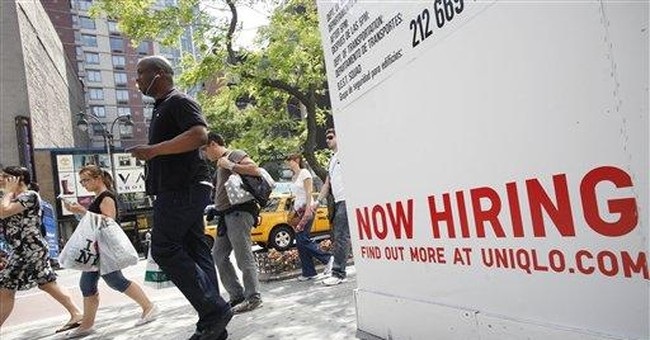 Real Unemployment Rate Is at Least 18 Percent