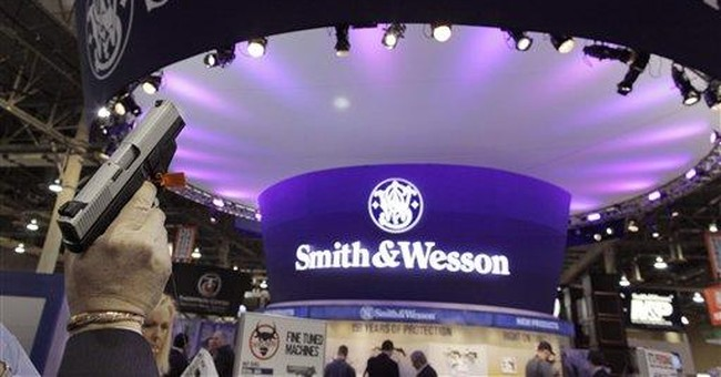 Smith & Wesson Report To Upset Anti-Second Amendment Shareholders