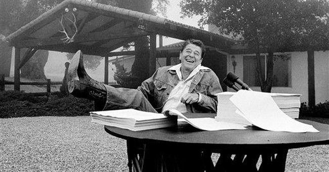 To Understand Ronald Reagan, Go to His Ranch